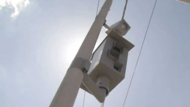 KCRG traffic cam