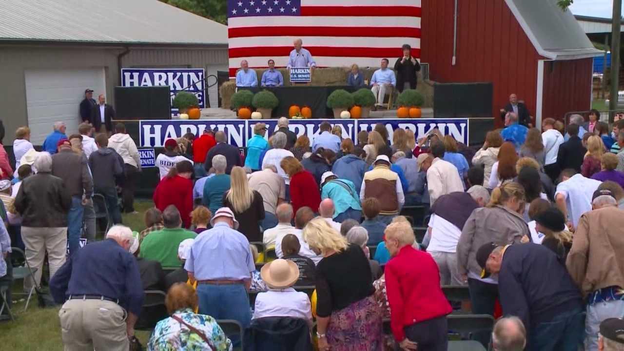Hillary, Bill Clinton to headline Iowa event