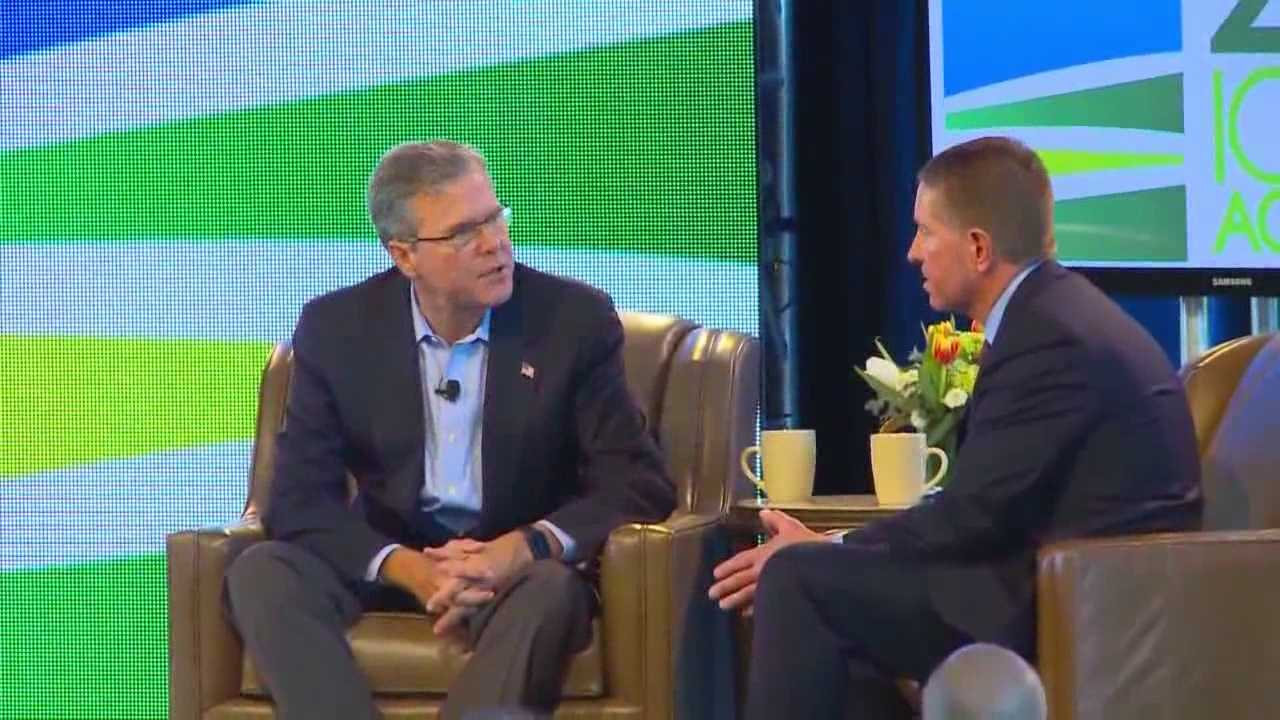 Presidential candidates discuss GMO food label requirements