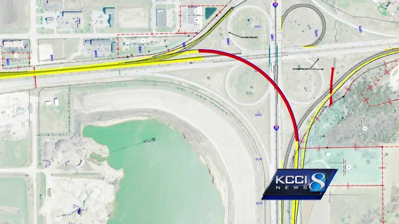 Changes ahead for busy I-35 and Highway 30 interchange