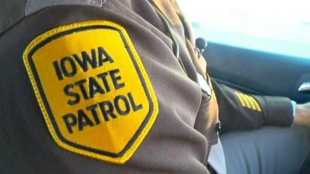 Iowa State Patrol patch