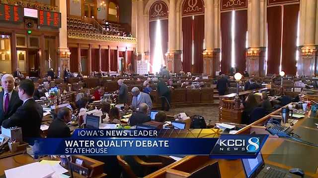 State lawmakers debate water quality bill