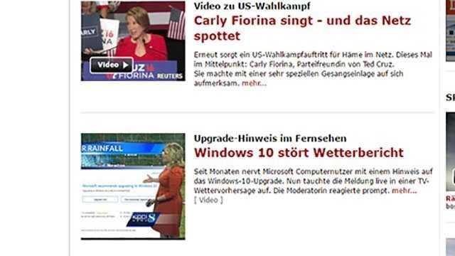Metinka 39 s upgrade surprise on live tv goes viral did you for Spiegel tv live