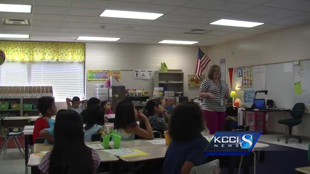 Des Moines Public School officials say they can do better when it comes to serving black and Hispanic male students.
