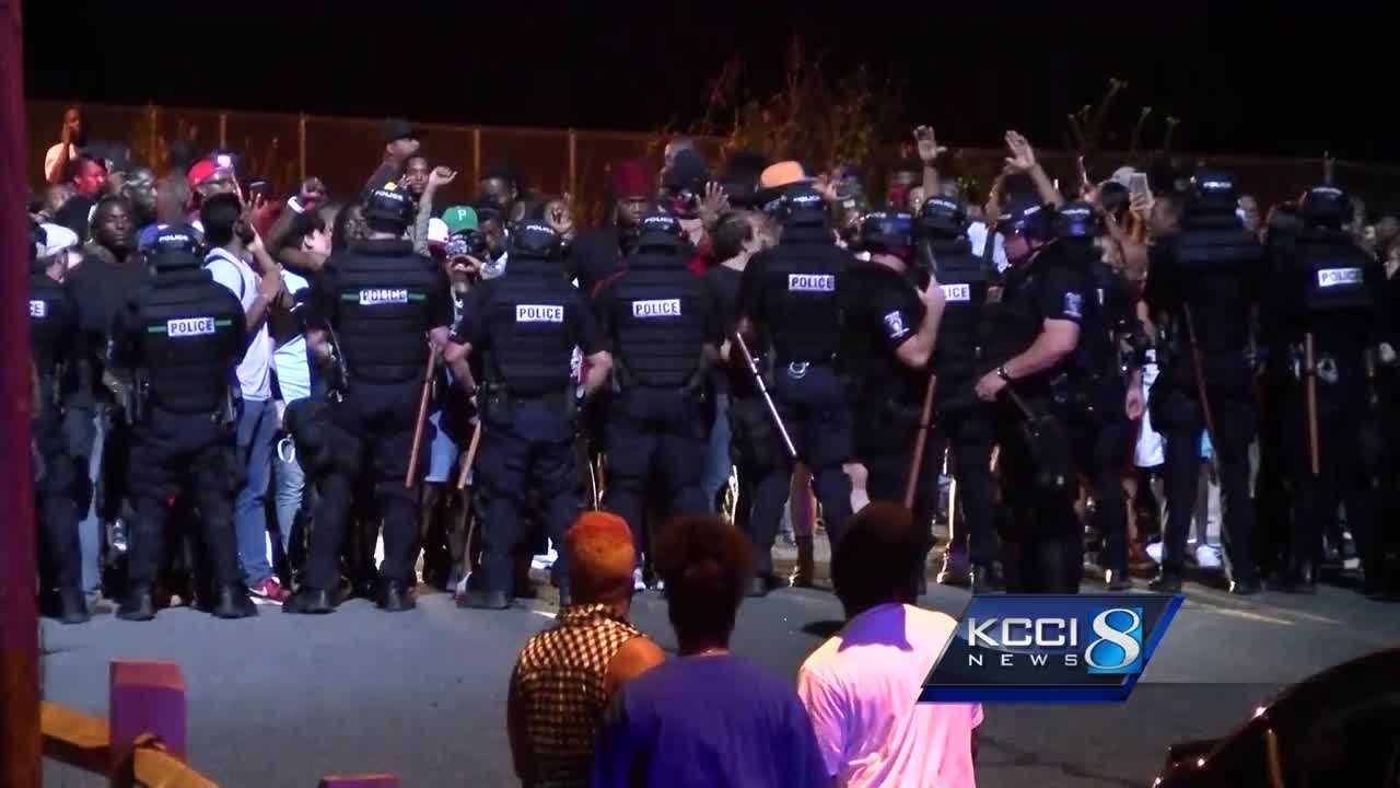 Community leaders react to Charlotte, NC protests