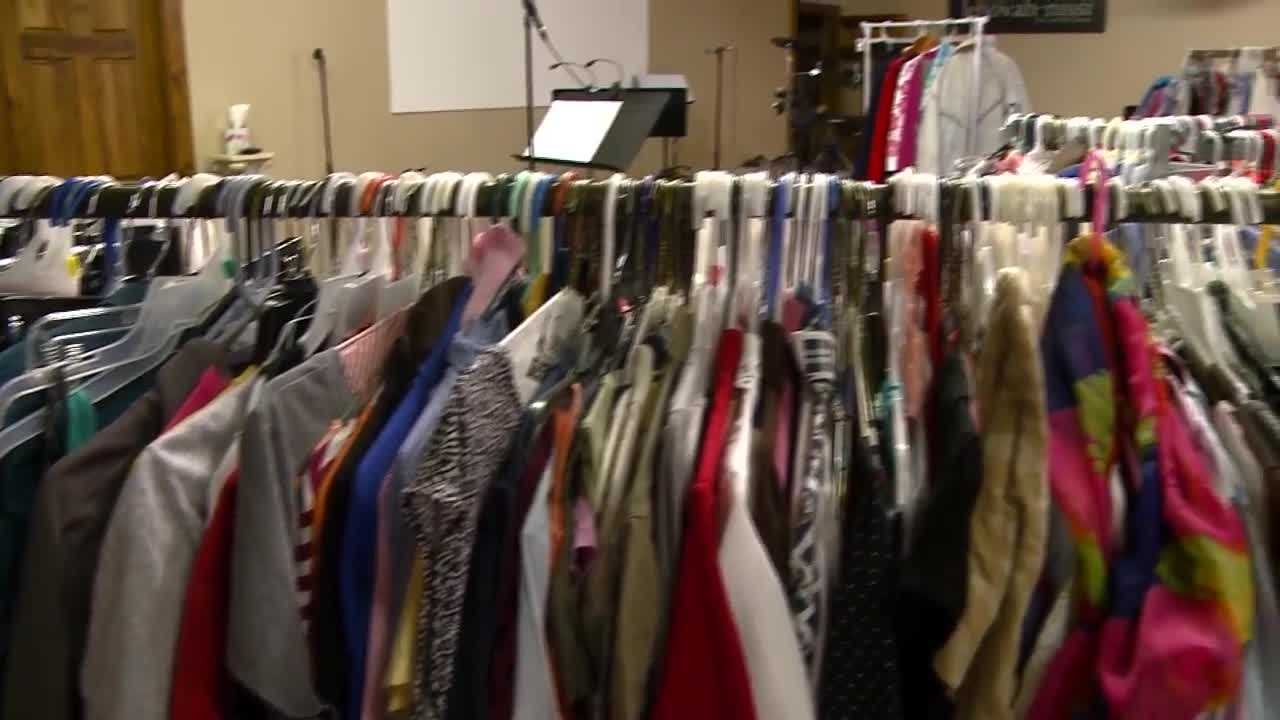 Clothing bank could close without more help from community
