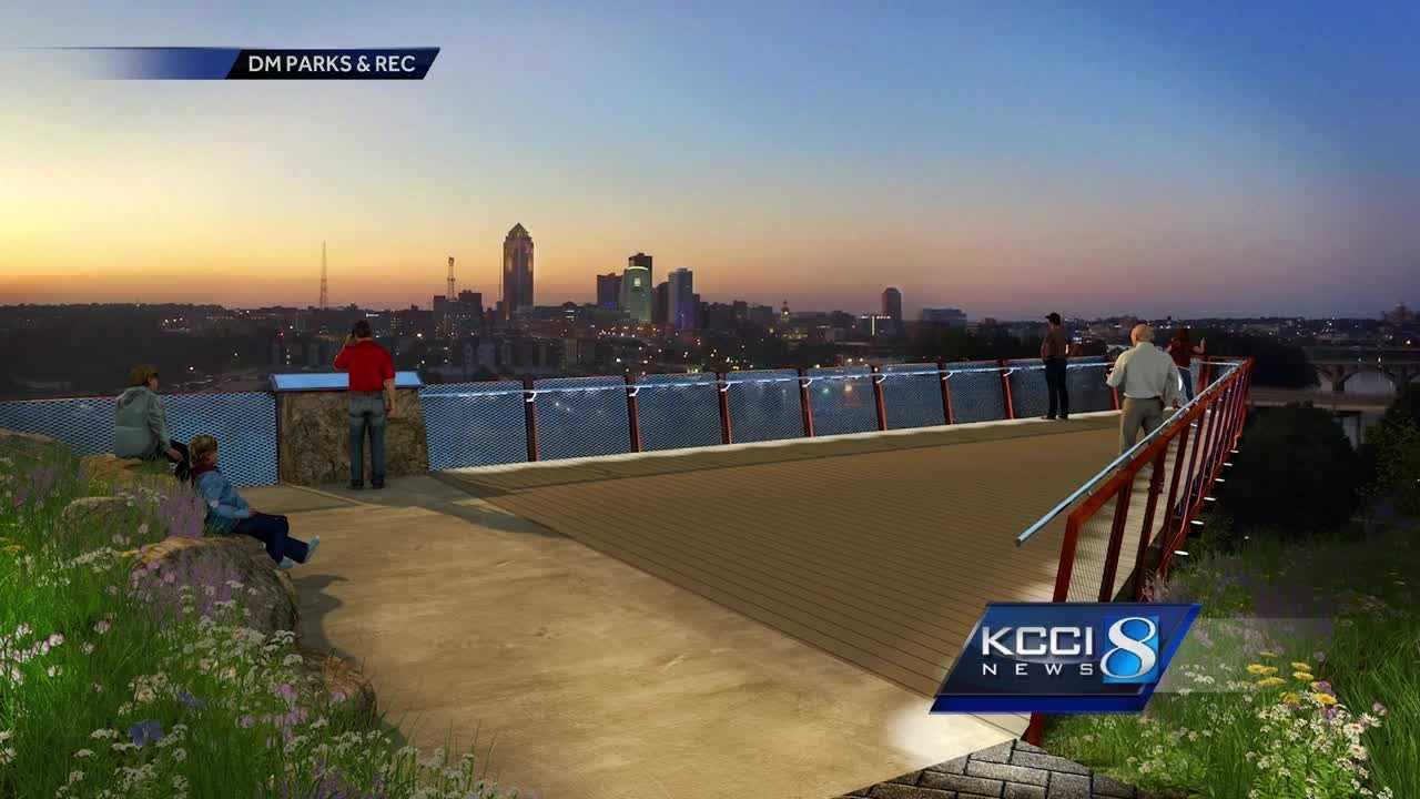 Overlook project at metro park closer to becoming a reality