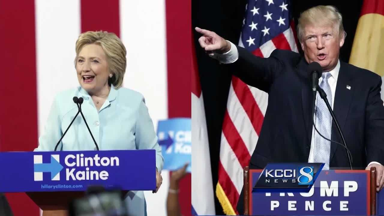 Iowans give debate device to presidential candidates