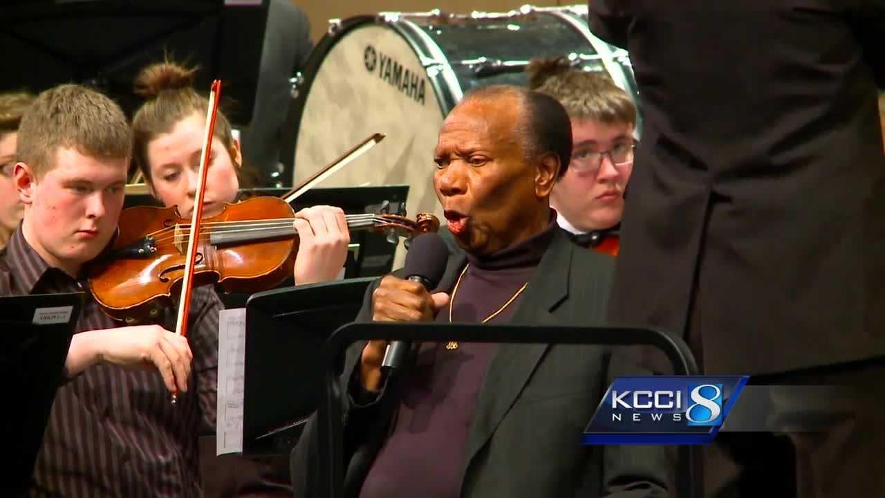 Iowa native honored in African American museum