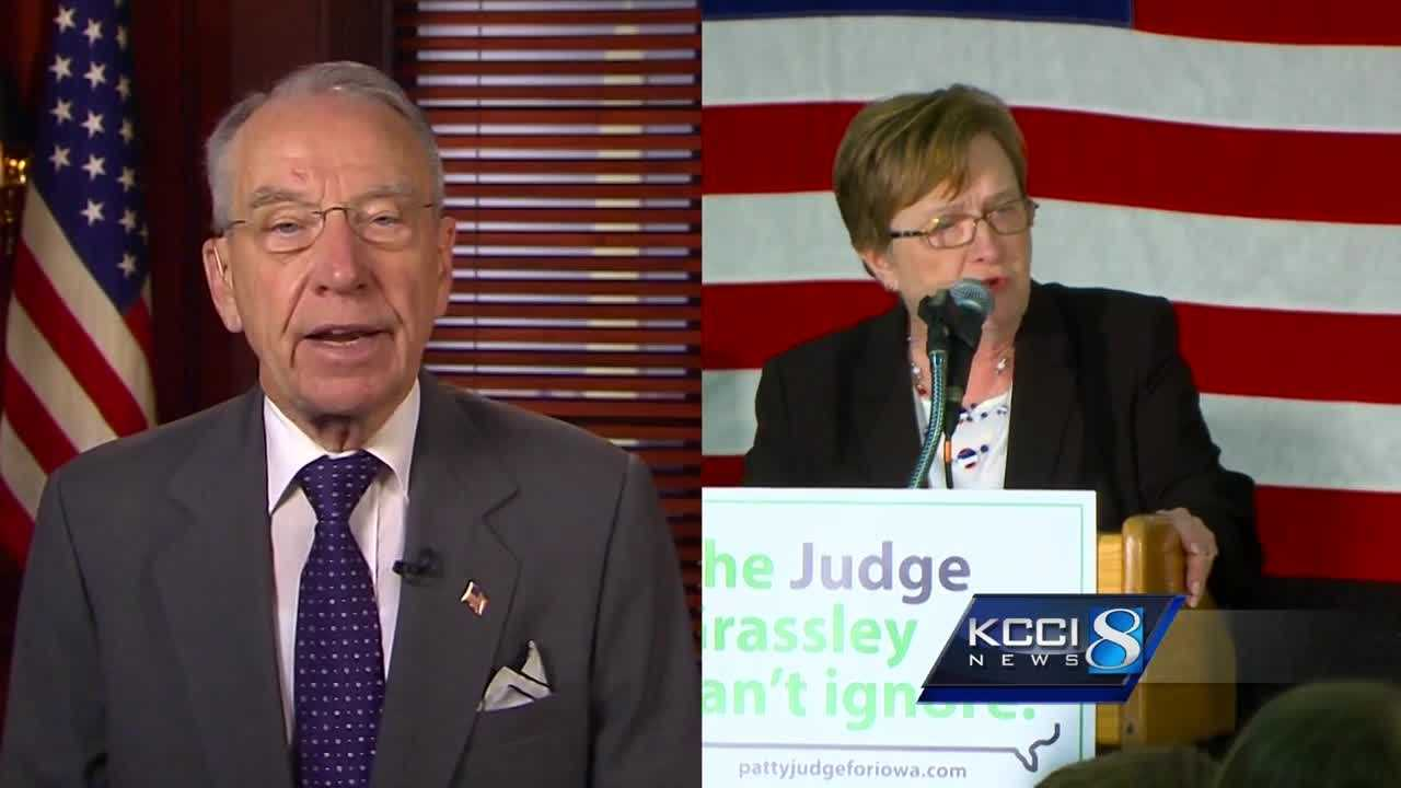 Debate cancelled after Grassley campaign rescinds