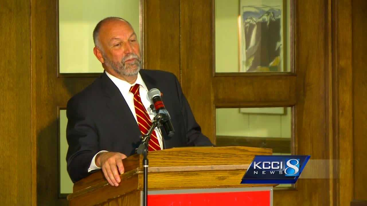 ISU president 'sorrowful' for plane controversy