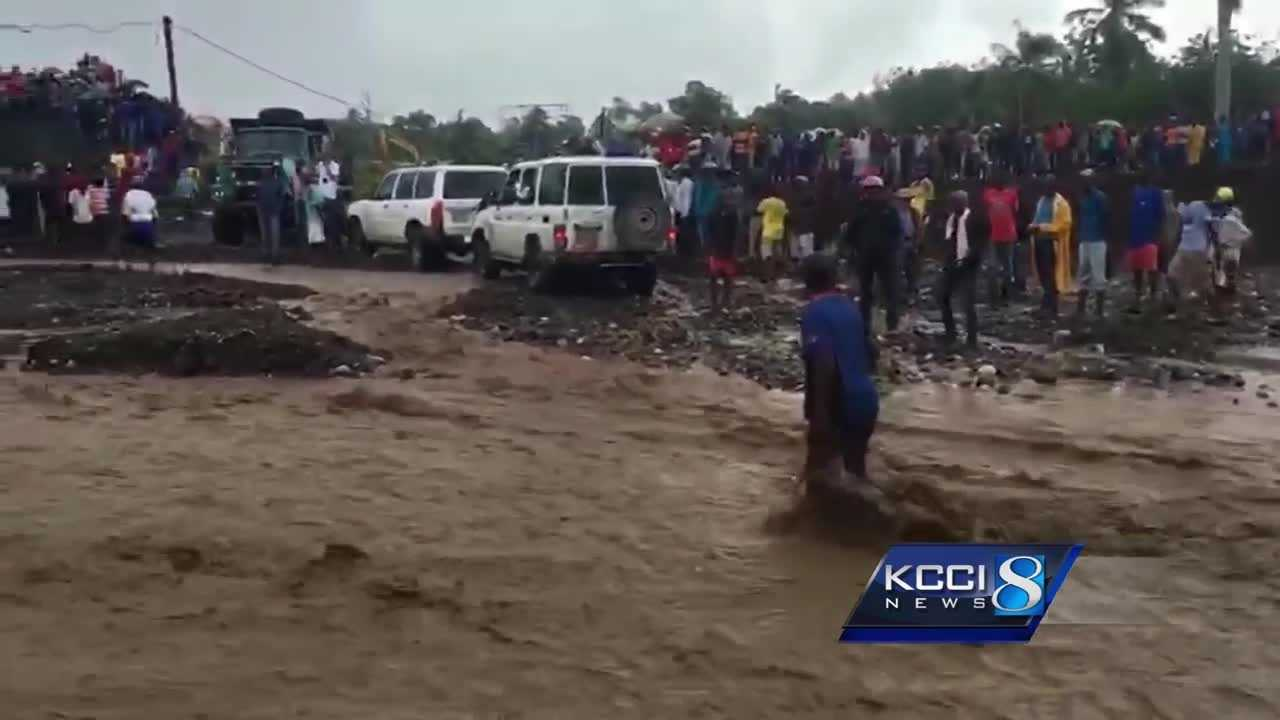 Central Iowans to help Haiti in wake of Hurricane Matthew