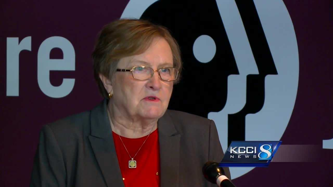 Patty Judge is under fire for comments she made about sanctuary cities.