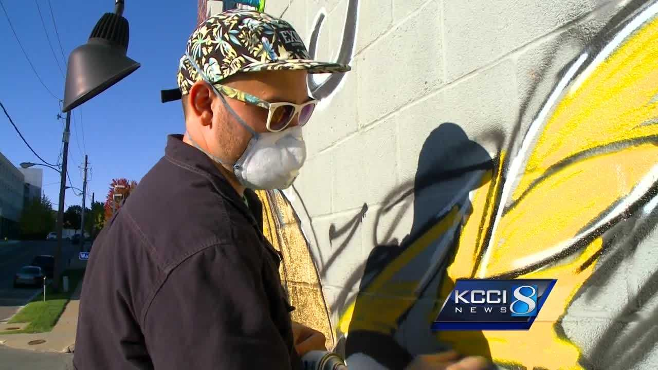 Des Moines Walls Project seeks to showcase history, culture