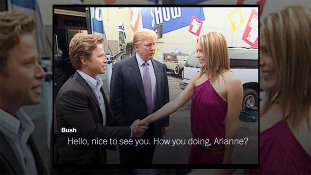 Video Billy Bush Donald Trump