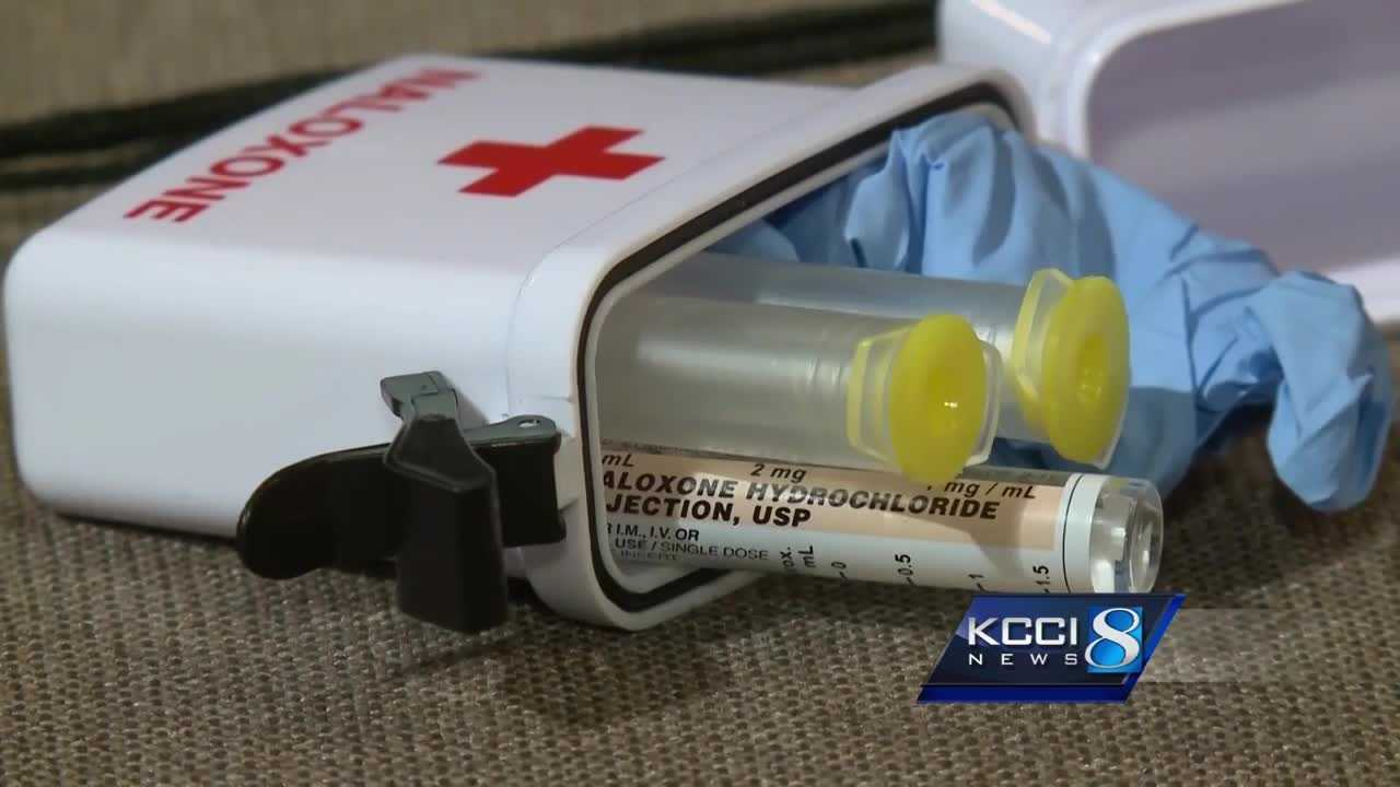 With overdoses on the rise, police consider Narcan