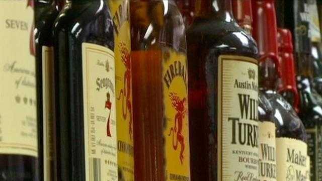 Liquor alcohol - 29842099