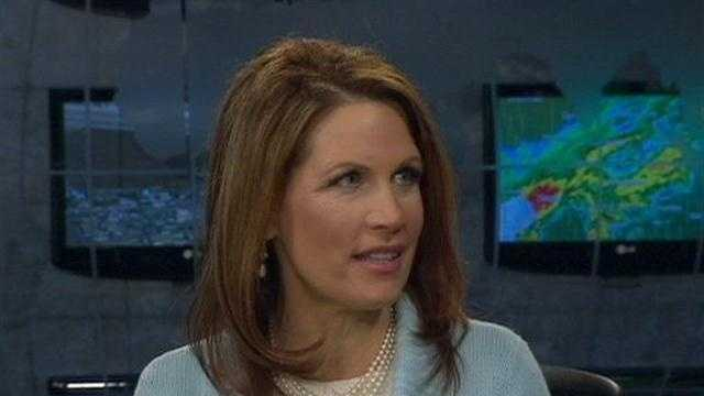 Michele Bachmann Live Interview On KCCI - 29663535