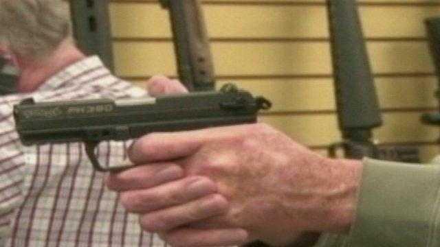 Iowa Gun Laws (handgun) - 26539841