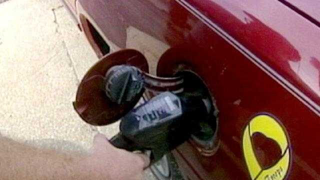 Generic Gas Pump - 25397469