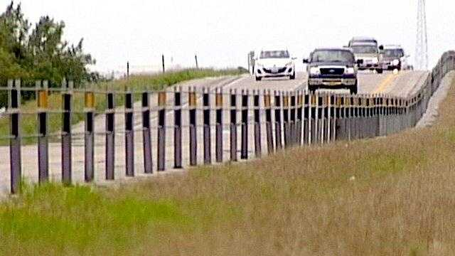 Interstate Cable Barriers - 24657186