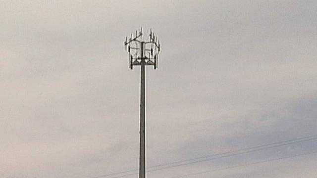 Cell Phone Tower - 23170815