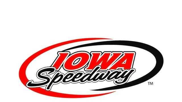 Iowa Speedway logo - 19432316