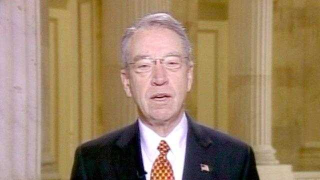 Grassley charles in dc - 18952625
