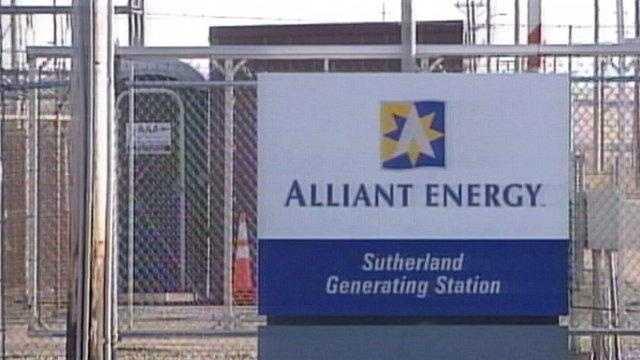 Alliant Power Plant Alliant Energy - 18868982