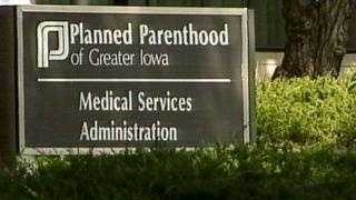 Planned Parenthood Office