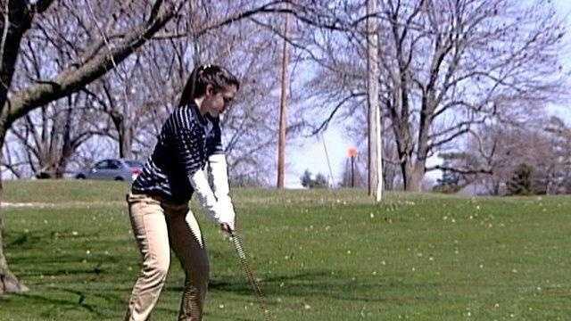 Golf course iowa sunny - 15885878