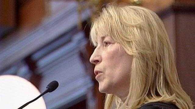 Chief Justice Marsha Ternus - 15063399