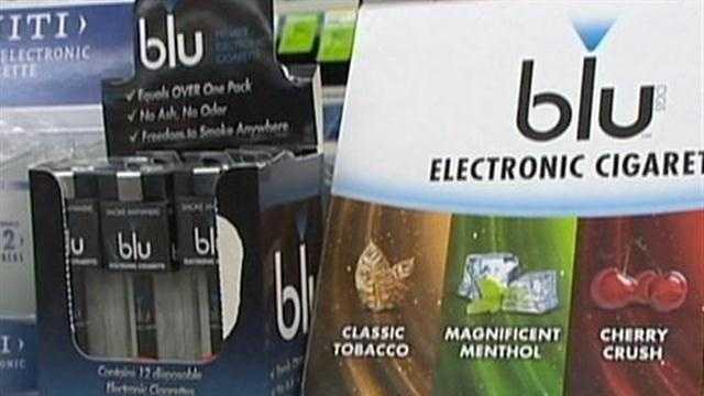 E-Cigarettes: A New Alternative? - 30858732