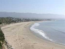 The obesity rate for Santa Barbara County is 20 percent.