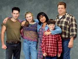 """Roseanne Connor, """"Roseanne"""""""