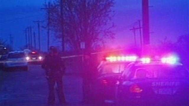 San Joaquin county sheriffs deputies are investigating a triple shooting that left two people dead and another person injured.