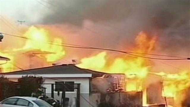The blast in San Bruno sparked a fireball that killed eight people, injured dozens and destroyed 38 homes.
