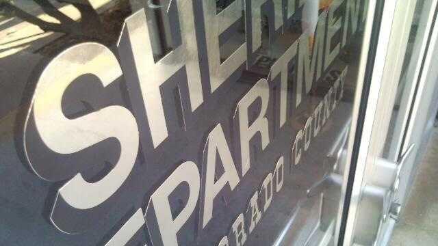 El Dorado County Sheriff's Department generic - 24504385