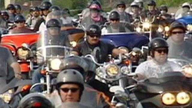 Motorcycle riders - generic - 24075469