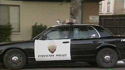 Stockton Police Car - 10190014