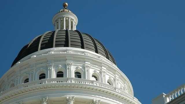 Generic California State Capitol 2 closeup - 27296969