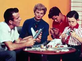 "June Cleaver, ""Leave It To Beaver"""