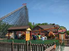 "Holiday World - Santa Claus, IndianaAdult $44.95 Guest-Under-54""/Senior (60+)  $34.95"