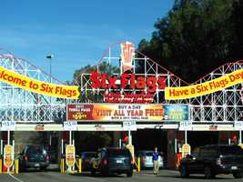 The Six Flags chain is one of the biggest and well-known group of theme parks across the country. The parks vary in size and prices....