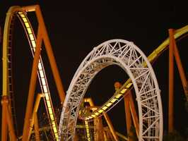 Six Flags Magic Mountain - Los Angeles, CAADULT: $61.99 (at the gate)&#x3B; $36.99 (online discount)CHILD: $36.99&#x3B; Parking: $15.00
