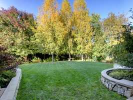 This estate is just minutes from the American River Parkway.