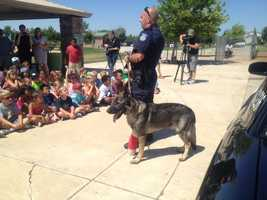 Bodie visits a children's camp that is put on by the city and runs eight weeks.