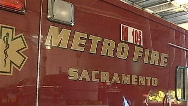 Sacramento fire crews 'up all night' on Fourth of July