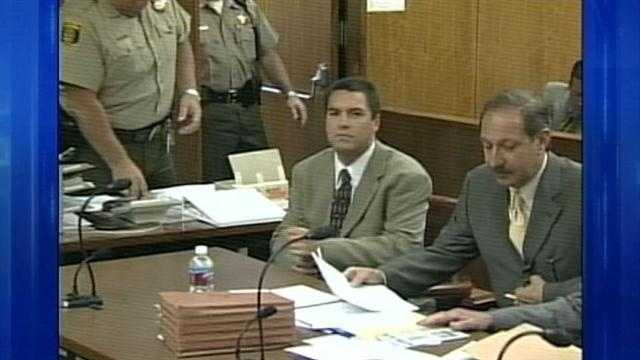 Scott Peterson Files For Appeal