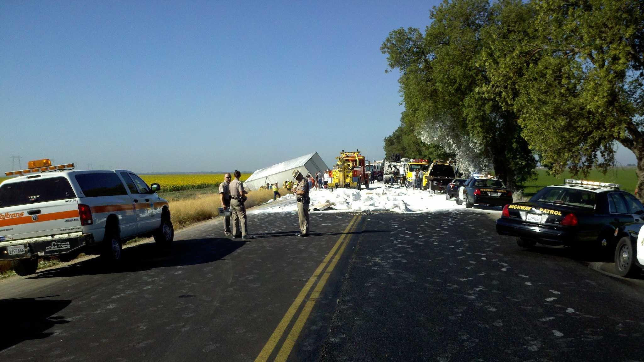 Sutter County crash